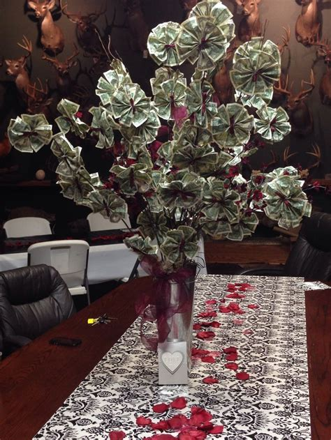 money tree ideas money tree  wedding shower money
