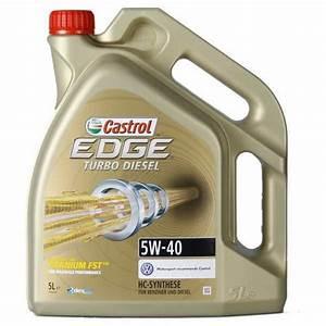 Huile Castrol 5w40 : olio castrol edge 5w40 turbo diesel titanium fst confezione da 5litri softshoppingcar ~ Medecine-chirurgie-esthetiques.com Avis de Voitures