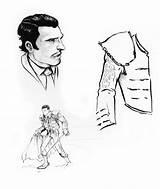 Matador Sketch Warm Sketches sketch template