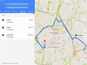 Maps Google Route Berechnen : google maps for ios adds taxi services to route options ~ Themetempest.com Abrechnung