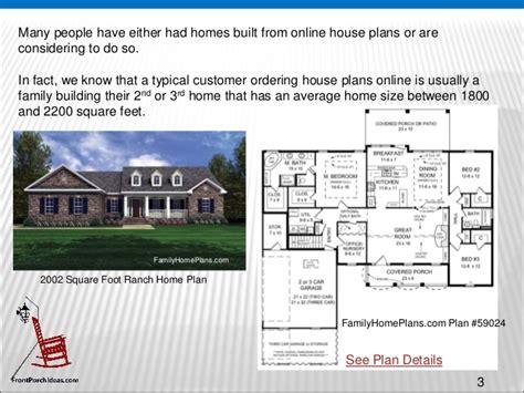 House Plans Online