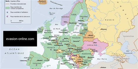 Carte Pays Europe De L Est by Carte Europe De L Est Images 187 Vacances Arts Guides
