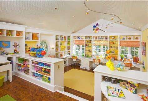 Kids' Craft & Play Room  Design Dazzle