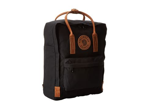 Fjallraven Kånken No. 2 In Black For Men
