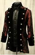 Mens Gothic Clothing  ...Steampunk Fashion Men Jacket