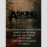 Sleeping With Sirens Quotes From Songs | 500 x 666 jpeg 81kB