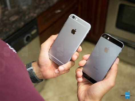 iphone 5s or 6 apple iphone 6 vs apple iphone 5s