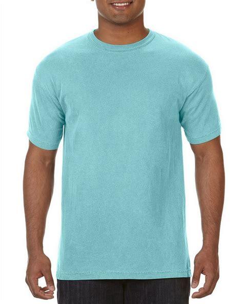 chalky mint comfort colors comfort colors c1717 ringspun garment dyed t shirt