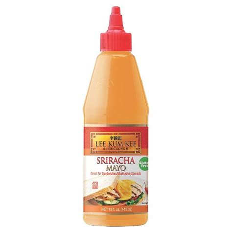 how to make sriracha mayo lee kum kee sriracha mayonnaise 15 oz target