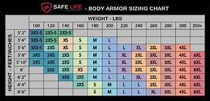 Safe Life Defense Level Iiia Concealable Body Armor For