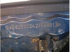 Mercedes w123 vin decoder