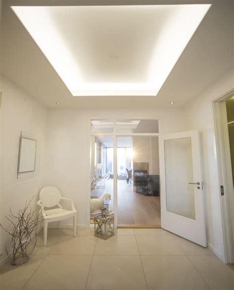 Illuminazione Per Cartongesso Illuminazione Con Strisce Led Per Controsoffitto