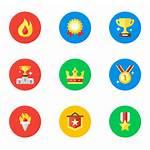 Icon Icons Cup Clipart Rewards Reward Vector