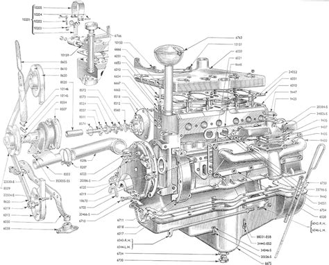 Engine Exterior 8 & 10hp