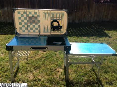 Armslist  For Sale Coleman Camp Kitchen Set