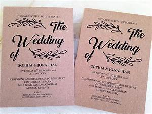 wreath wedding invitations wedding invites With wedding invitations print company
