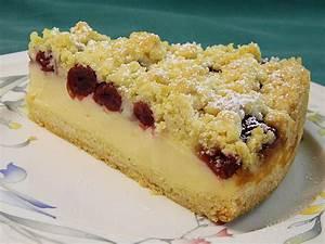 Kirschkuchen Blech Pudding : kirschkuchen mit streuseln von mama0007 ~ Lizthompson.info Haus und Dekorationen