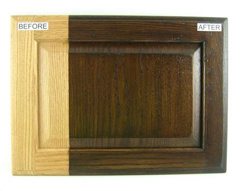 how to stain oak cabinets seductive espresso stained oak cabinets wood stain on