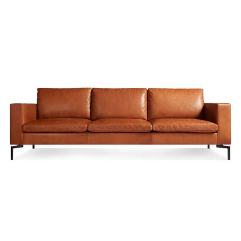 30043 leather dye furniture contemporary attractive modern leather couches west elm axel