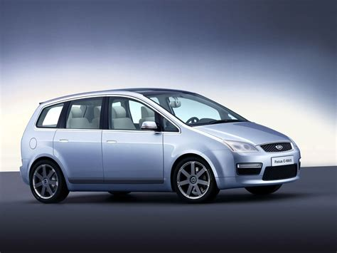 Ford Focus C Max Photos Photogallery With 27 Pics