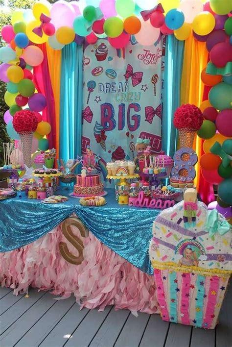 fun jojo siwa party ideas jojo siwa birthday jojo