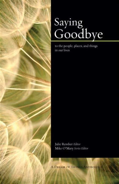 Book Review Saying Goodbye  Colloquium