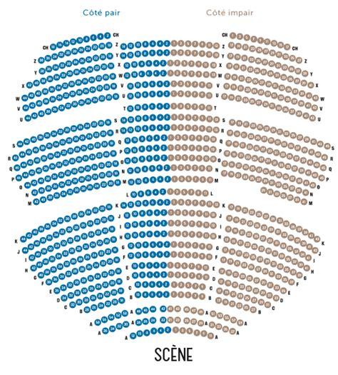 plan de la grande salle odyssud