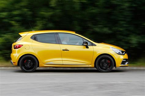 Renault Clio Renaultsport Review (2017)