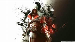 Assassin's Creed Brotherhood Wallpaper HD - WallpaperSafari