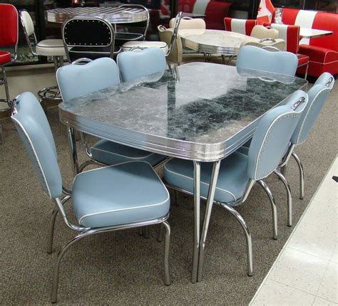 Kitchen Table Sets In Canada by Cool Retro Dinettes Anmarcos Furniture Mattresses