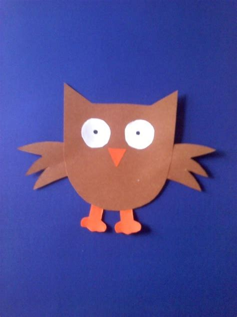 construction paper crafts for preschoolers you will need brown orange and white construction 438