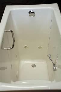 Revolutionary Deep Soak Acrylic Walk In Bathtub Just