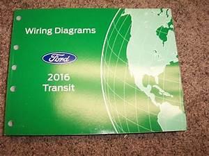 2016 Ford Transit Wiring Diagram Manual