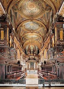 the organ of St Paul's Cathedral | The Enchanted Manor