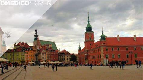 Varsovia y Cracovia medico joven medico joven