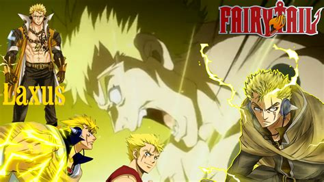laxus dreyar fairy tail wallpaper  fanpop