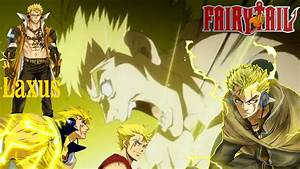 Fairy Tail images *Laxus Dreyar* HD wallpaper and ...