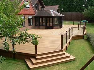 Revetement Escalier Exterieur : revetement escalier exterieur resine 4 terrasse en bois ~ Premium-room.com Idées de Décoration