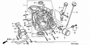Honda Engines Gxv530 Exa1  A Engine  Jpn  Vin  Gjarm
