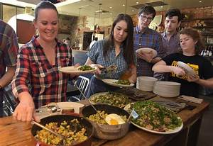 baltimore restaurant staffs bond get creative with