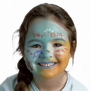 Maquillage Simple Enfant : maquillage facile enfant sir ne id es conseils et tuto maquillage ~ Melissatoandfro.com Idées de Décoration