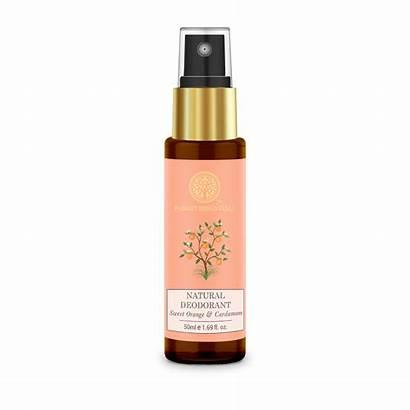 Deodorant Natural Orange Sweet Lavender Neem Essentials