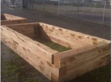 Juniper Nontreated landscape timbers available at this