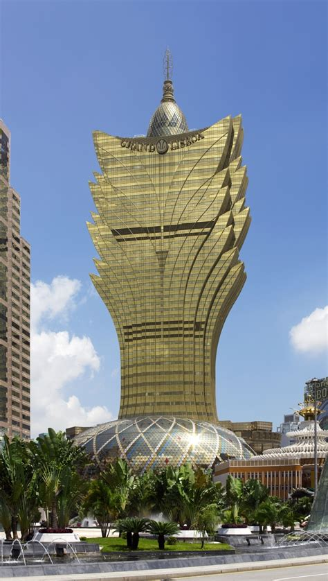 grand lisboa macau unseen luxury
