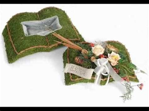 floristik gestecke selber machen allerheiligengestecke selber machen grabgestecke allerheiligen selbst basteln