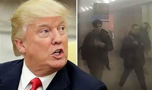 St Petersburg terror – Donald Trump calls attack 'terrible ...