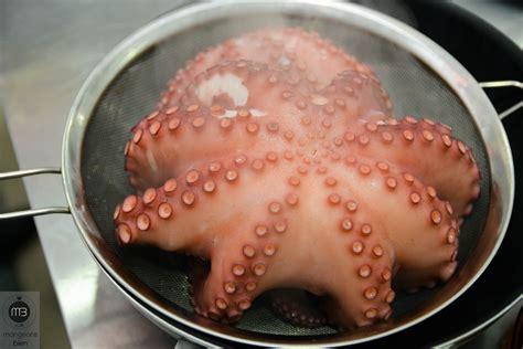 cuisiner du poulpe comment attendrir cuisiner un poulpe à l 39 italienne