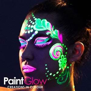 Maquillage Fluo Visage : maquillage et accessoires fluo ~ Farleysfitness.com Idées de Décoration