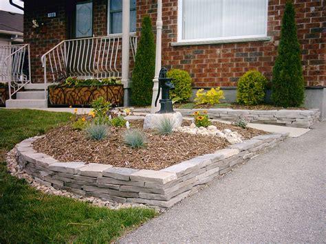 landscaping beds flower beds peter built landscape company