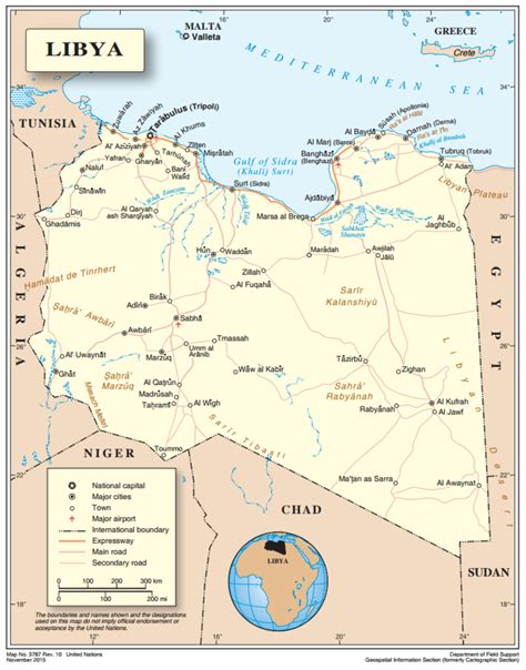 map  libya unsmil
